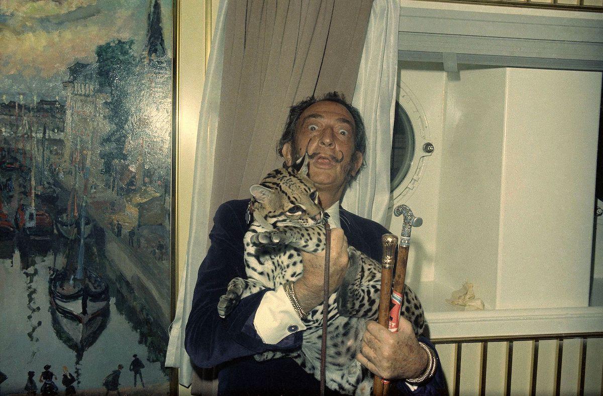 Salvador Dalí Nearly Created a Confederate Monument – ARTnews.com