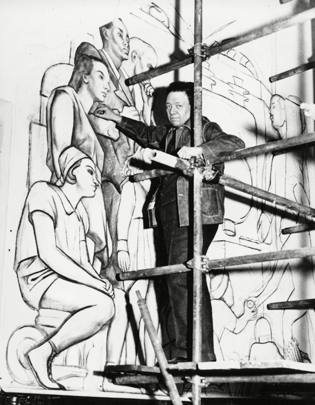 Diego Rivera Is Famed for His Murals, But His Early Paintings Also Made Art History