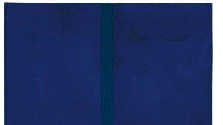 Barnett Newman, 'Onement V', 1948.