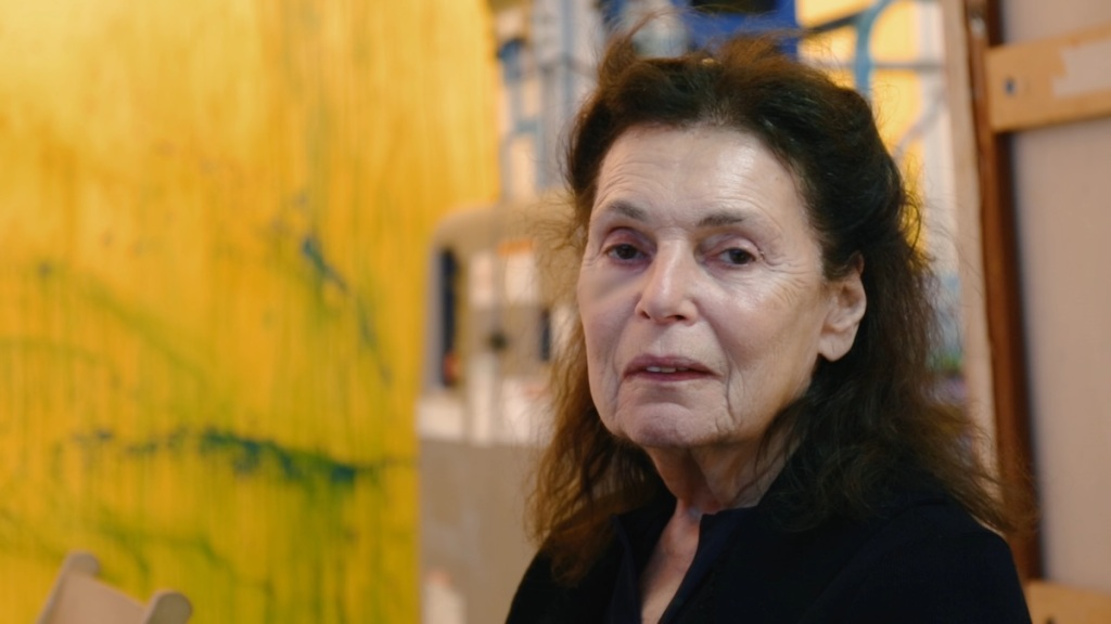 Powerful New Pat Steir Documentary Showcases Intrepid Painter's Rich Mind