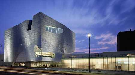 The Walker Art Center.