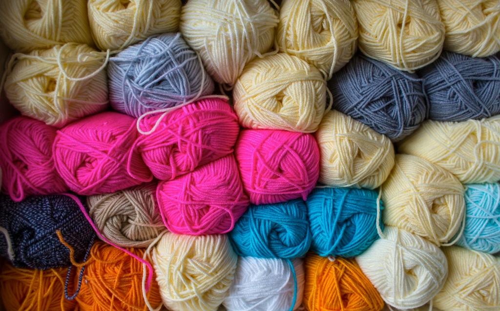 Yarn And Fabrics  cover image