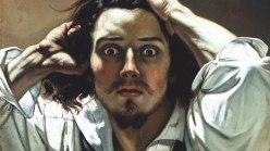Gustave Courbet, 'Self-Portrait (The Desperate Man)', ca. 1843–46.