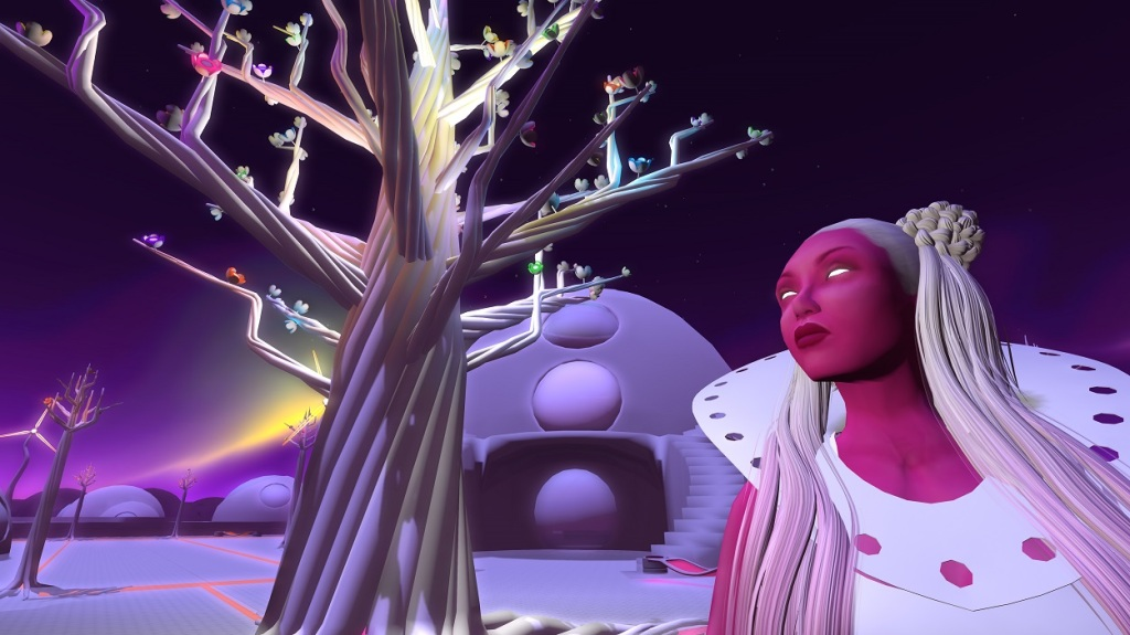 Skawennati Makes Space for Indigenous Representation and Sovereignty in the Virtual World of Second Life