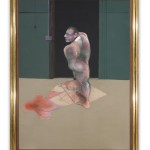 Francis Bacon, 'Portrait of John Edwards', 1986.