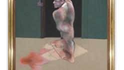 Francis Bacon, 'Portrait of John Edwards', 1986.