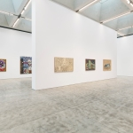Installation view of William N. Copley: The New York Years, 2020, at Kasmin, New York.