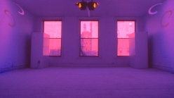 La Monte Young and Marian Zazeela's 'Dream House.'
