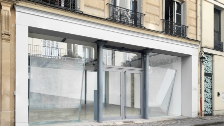 Lévy Gorvy's new Paris gallery.