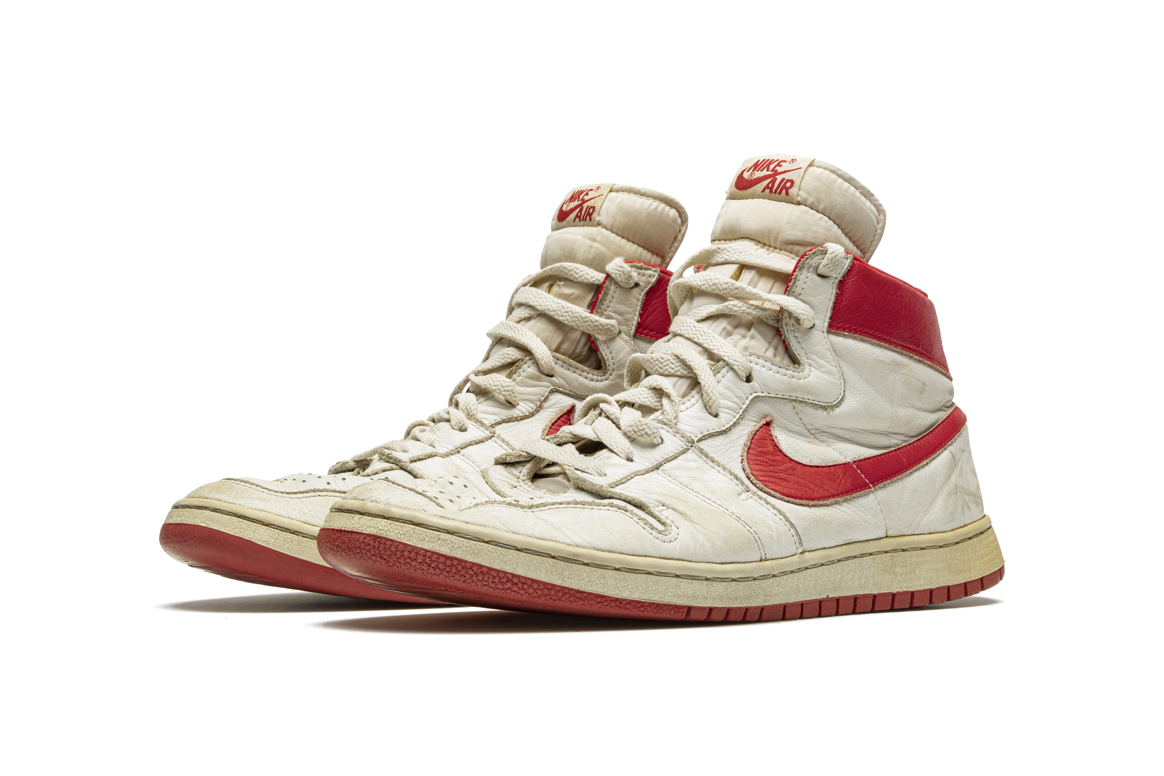 Auction Michael Jordan Sneakers