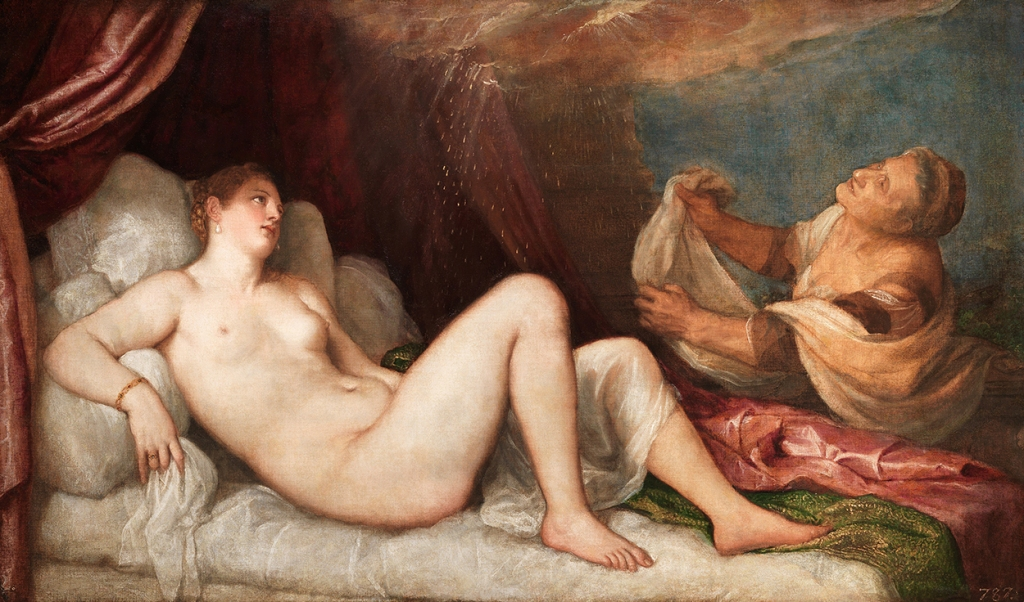 Titian Made Visual Poetry of Eroticism and Power