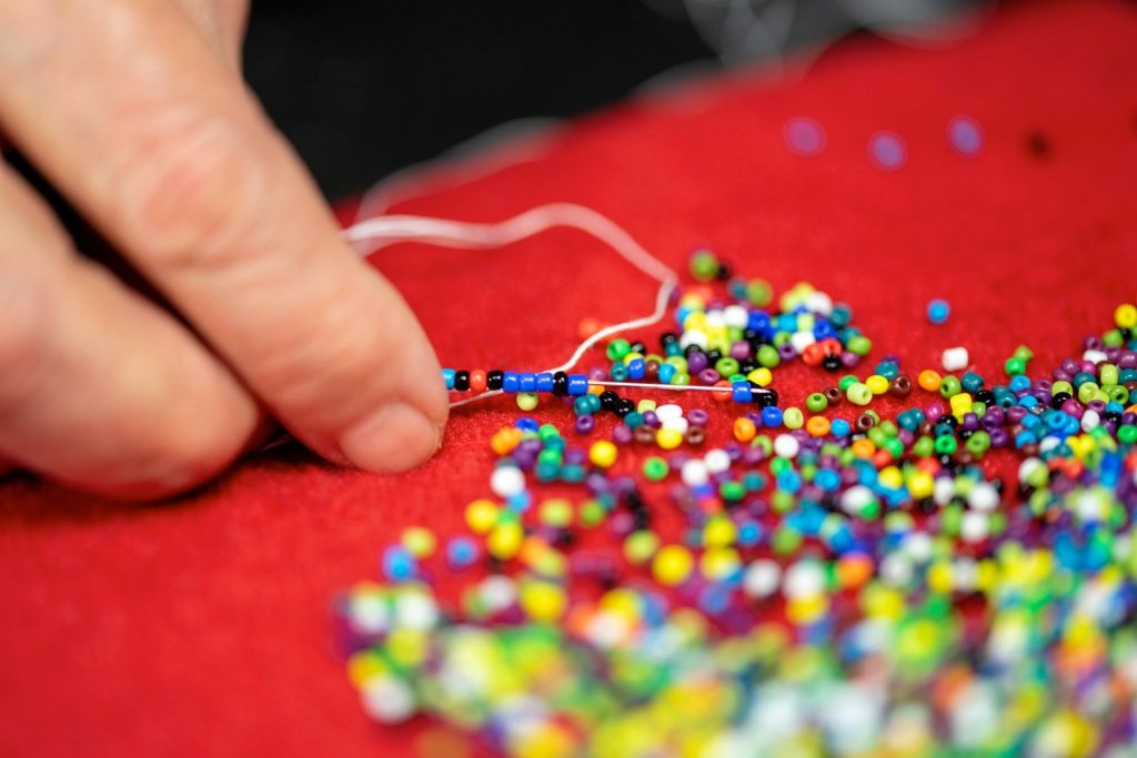 The Best Beading Needles for Ornate Projects