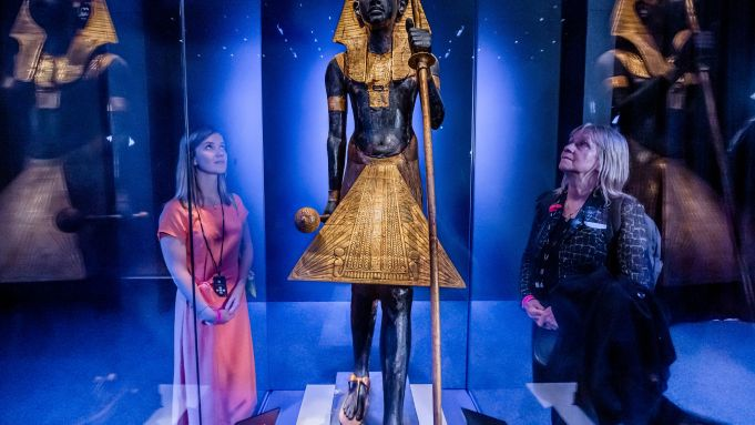 'Tutankhamun: Treasures of the Golden Pharaoh'