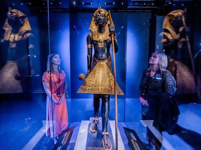 'Tutankhamun: Treasures of the Golden Pharaoh'