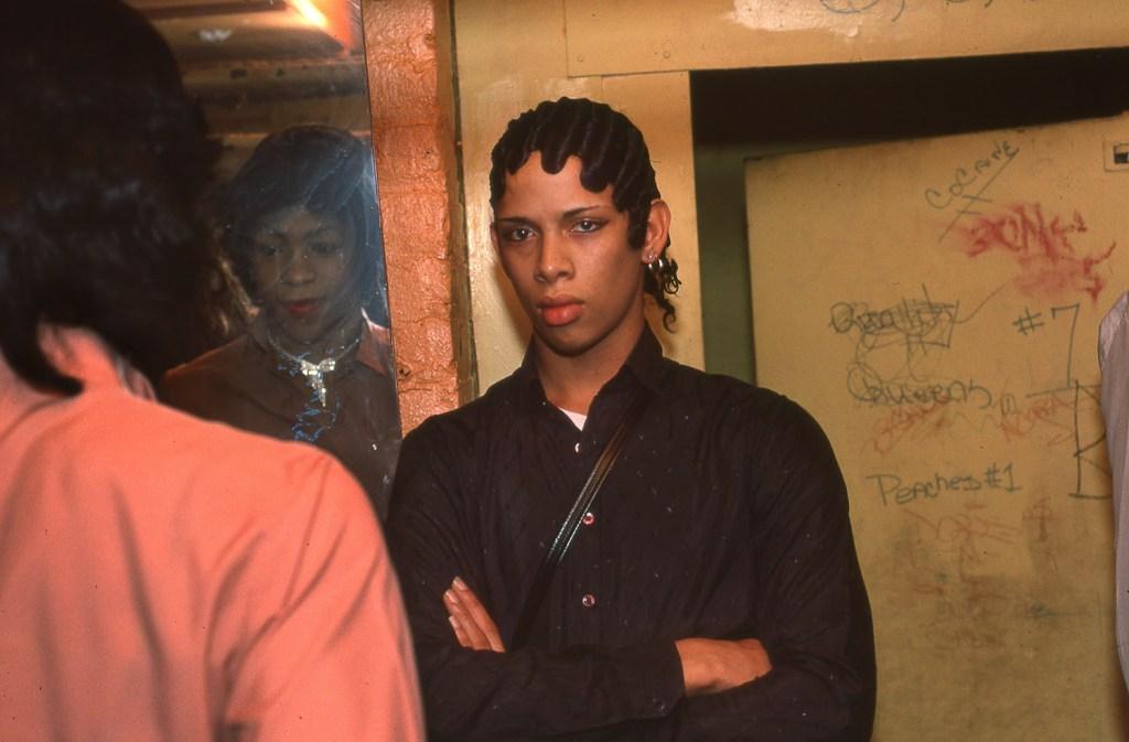 Mariette Pathy Allen, 'Guest at Drag Ball in Harlem'