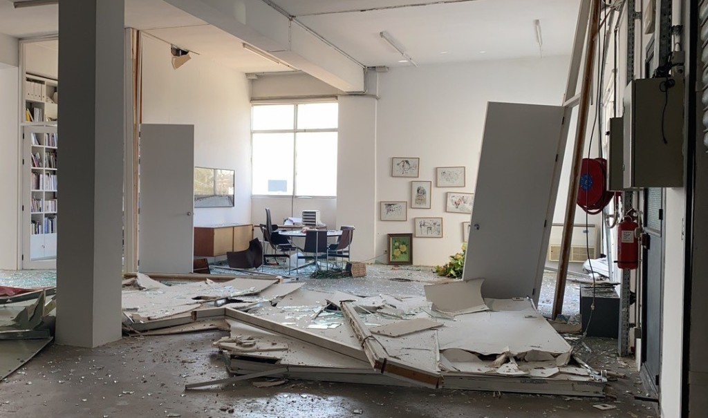 Beirut Art Scene Rocked by Deadly Explosions: 'The Whole City Has Witnessed Unprecedented Damage'
