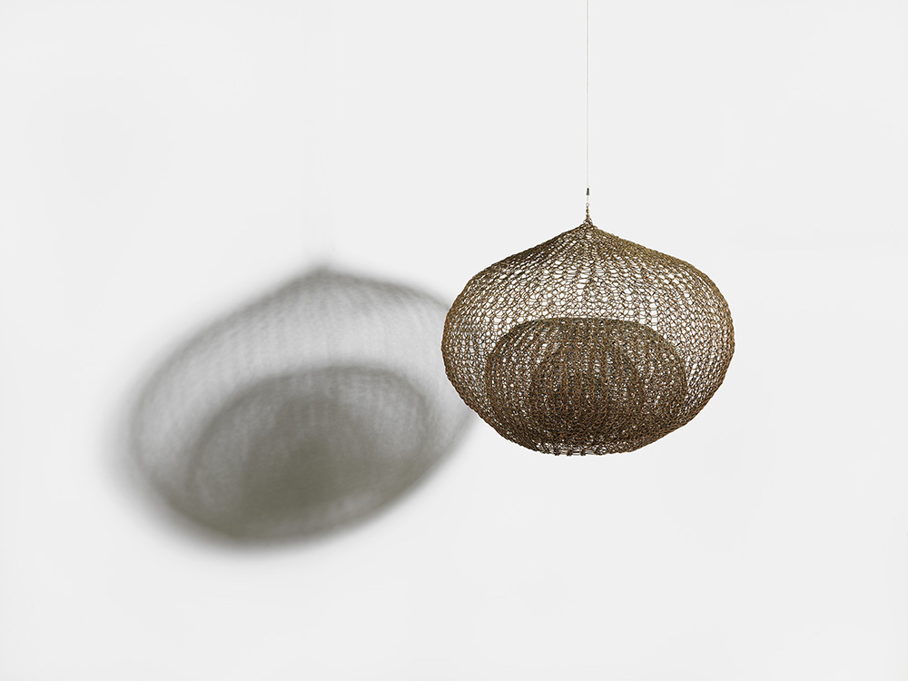 Ruth Asawa, 'Untitled (S.175, Hanging Single-Lobed, Four-Layered Continuous Form within a Form),' ca. 1992