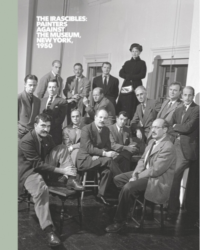 The cover of 'The Irascibles.'