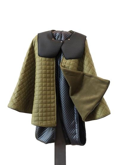 Hannah Toticki Anbert, Puritan's Fashion Wear, 2016.