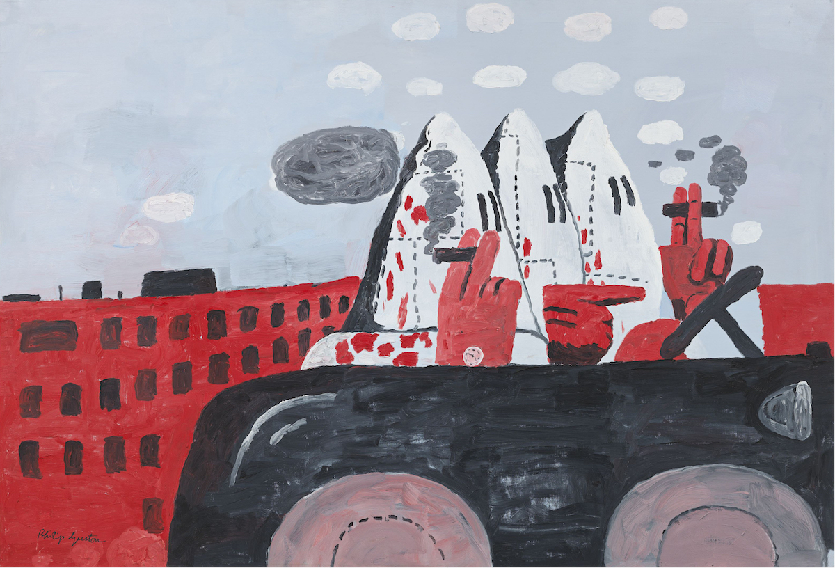 Philip Guston Show Postponement Met with Shock and Anger – ARTnews.com