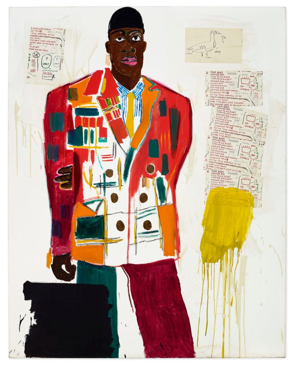 A Rare Basquiat is Headed to Christie's, Academy Museum of Motion Pictures to Open in April and More: Morning Links from September 11, 2020