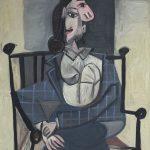 Pablo Picasso, 'Femme dans un fauteuil',