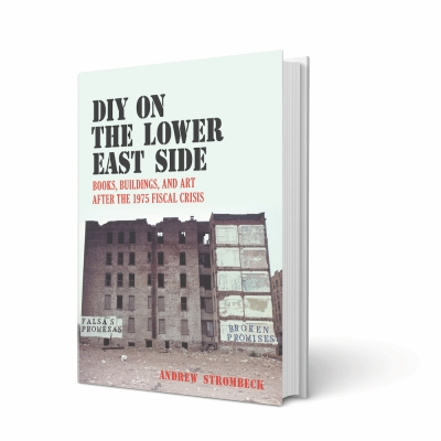 Cover of the book DIY on the Lower East Side