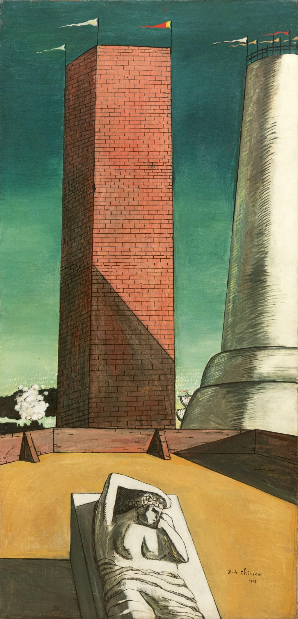 Giorgio de Chirico, Man Ray Works Could Break Records in Sotheby's Sale