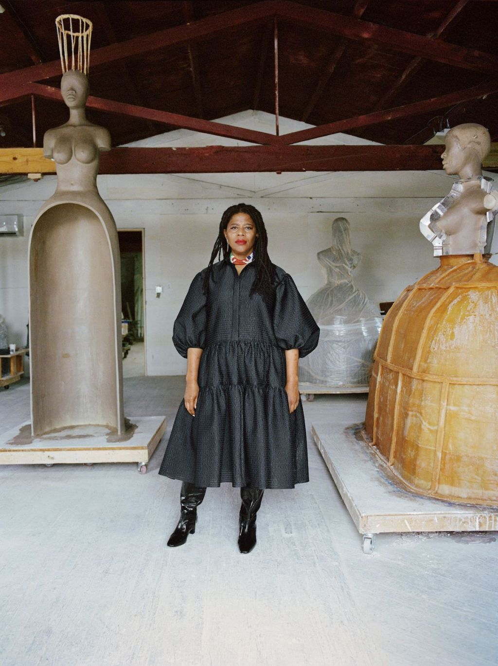 Sculptor Simone Leigh Picked to Represent United States at 2022 Venice Biennale