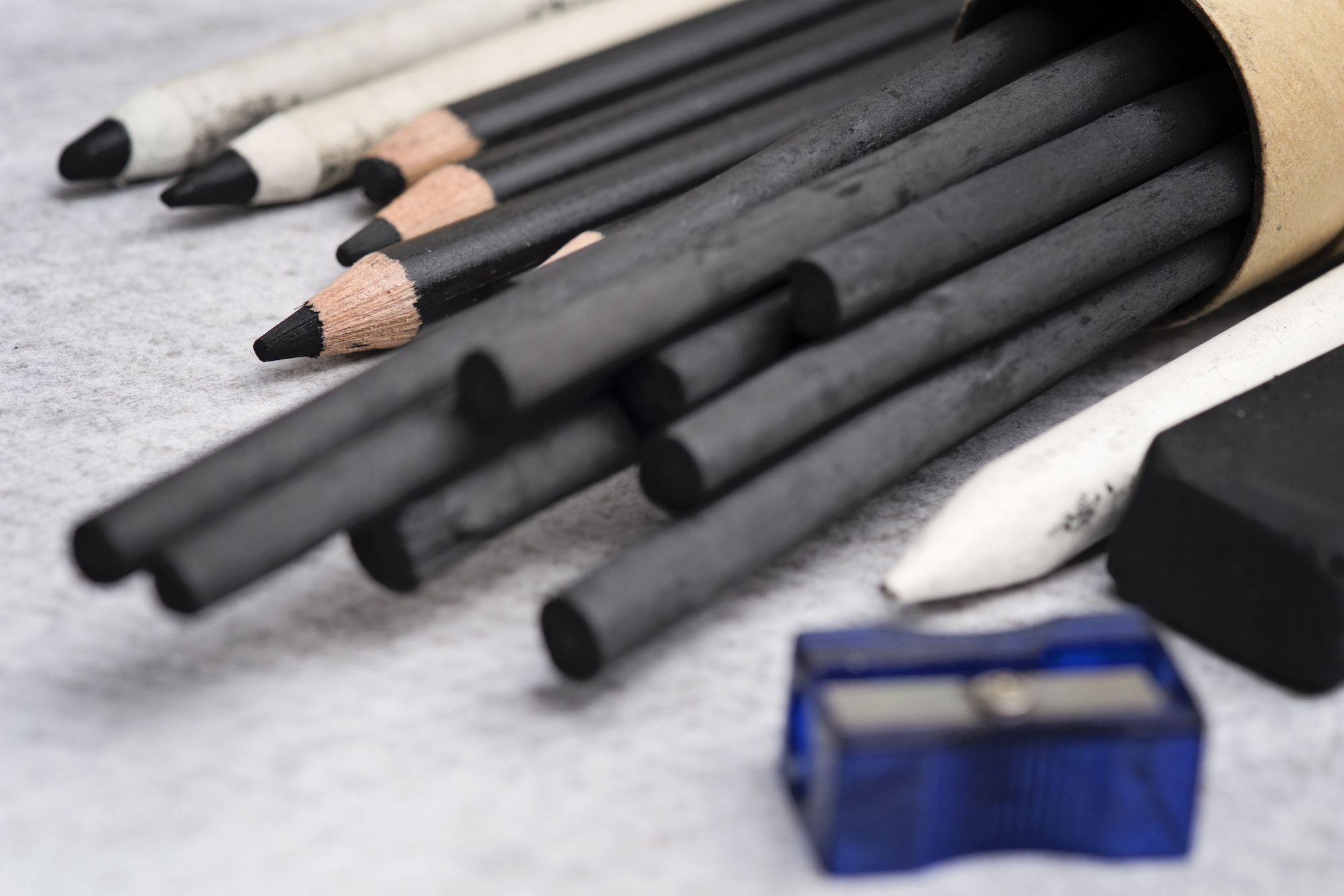 Best Charcoal Sketch Sets For Drawing Artnews Com