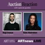 ARTnews LIVE video image