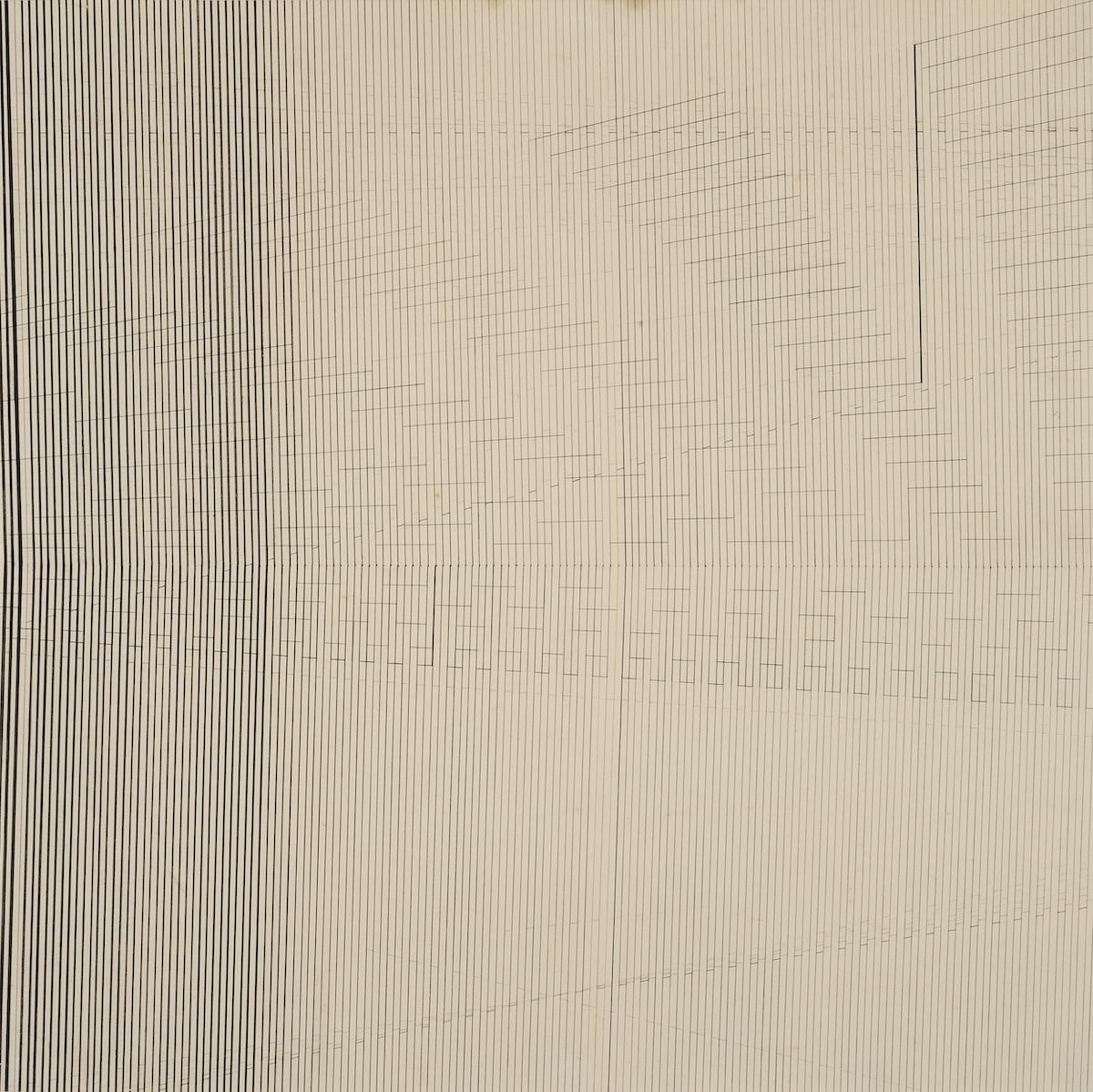 Nasreen Mohamedi, 'Untitled', ca. 1970s.