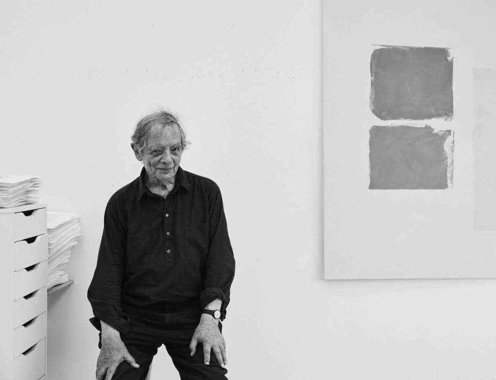 Peter Joseph, Painter of Quietly Powerful Abstractions, Is Dead at 91