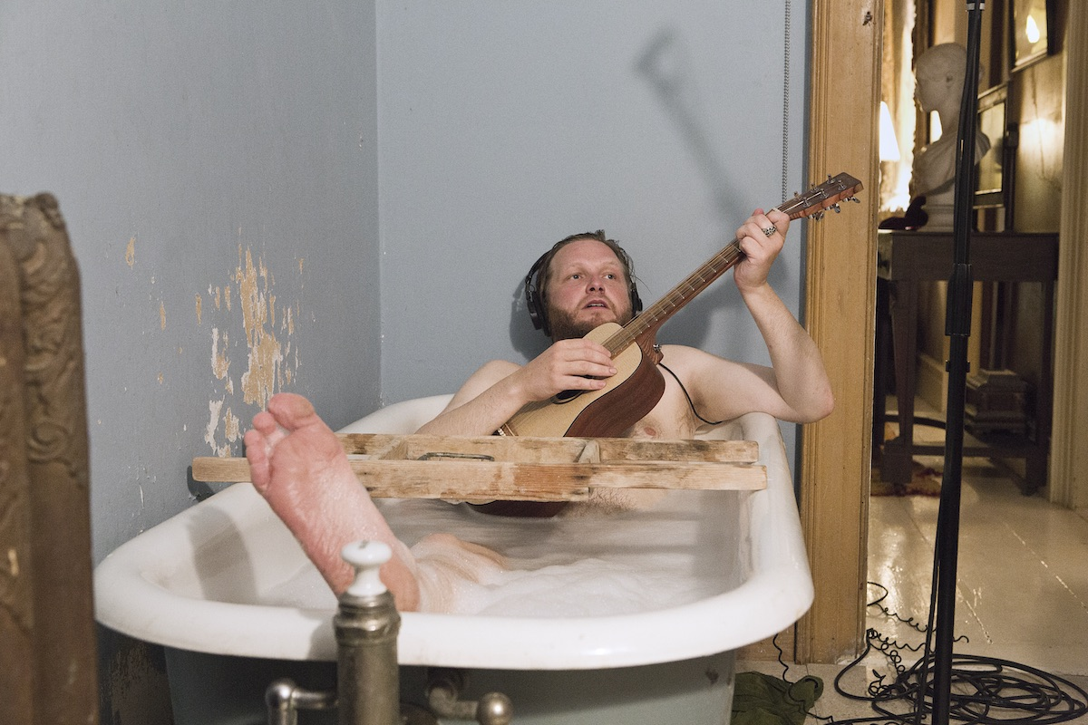 Ragnar Kjartansson, 'The Visitors', 2012.