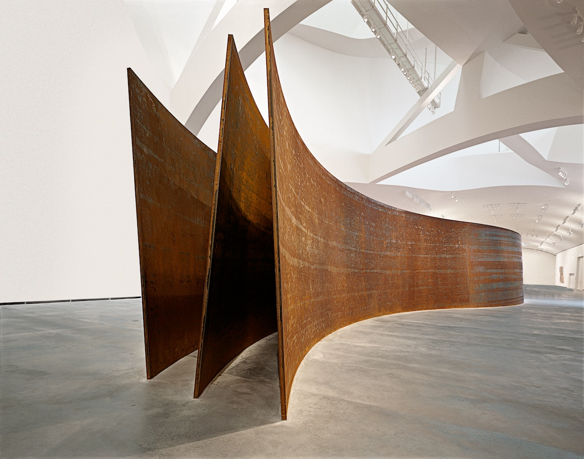 Richard Serra, 'Snake', 1994–97.