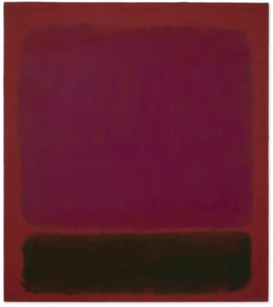 Mark Rothko, Untitled (1967)