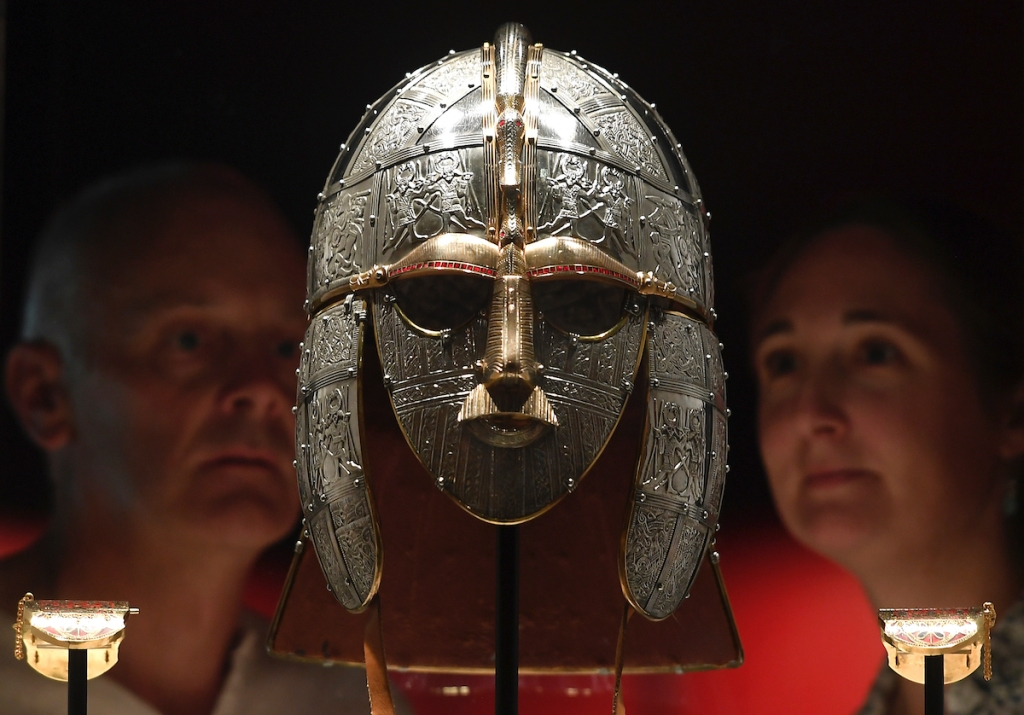 Why England's Sutton Hoo Burial Remains One of the Greatest Archaeological Finds