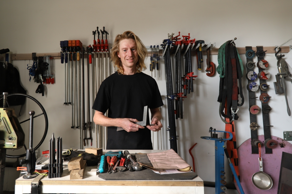 Fabricator Charles Mathis on Making Work for Other Artists