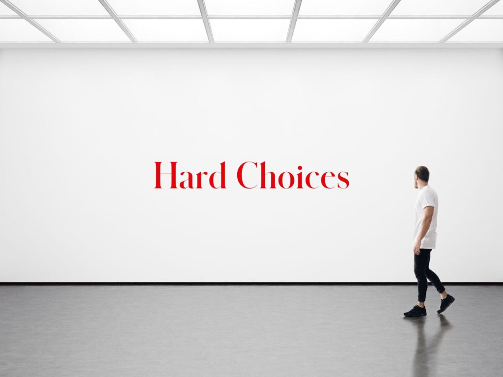 Hard Choices: Do You Still Want to Be an Artist?