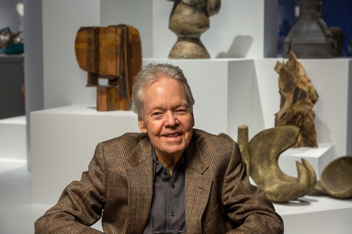 How Collector Robert Ellison Transformed the