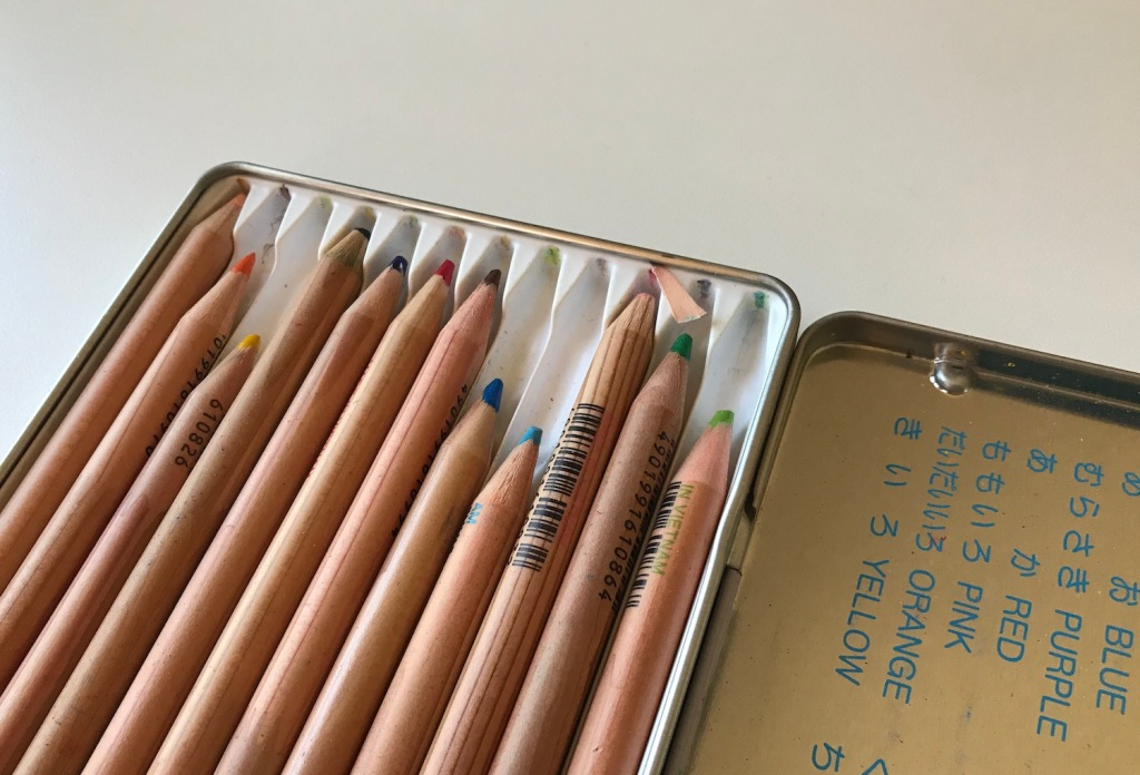 The Best Beginner Colored Pencils Are Japanese