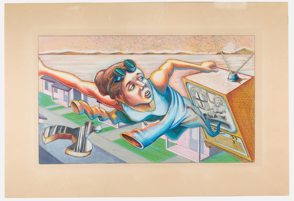 www.artnews.com: See Images of Judith F. Baca's Great Wall of Los Angeles Archive, Newly Acquired by the Lucas Museum