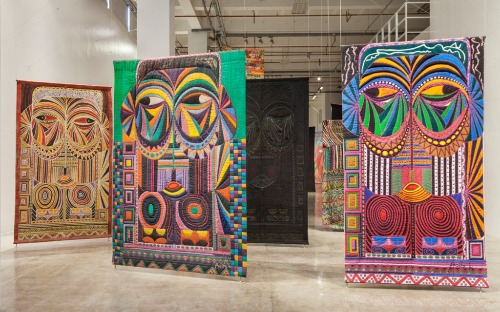 www.artnews.com: Long Pushed to the Margins, Pacita Abad's Art About the Immigrant Experience Gets Global Recognition