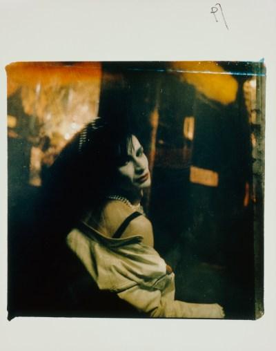 Mark Morrisroe, Sweet Raspberry/ Spanish Madonna, 1986