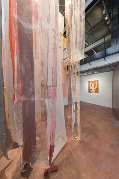 New York–based gallery Lehmann Maupin showed the work of Chilean- born artist Cecilia Vicuña (left) in its five-year-old Seoul branch earlier this year.
