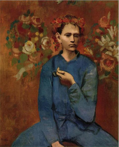Picasso Portrait