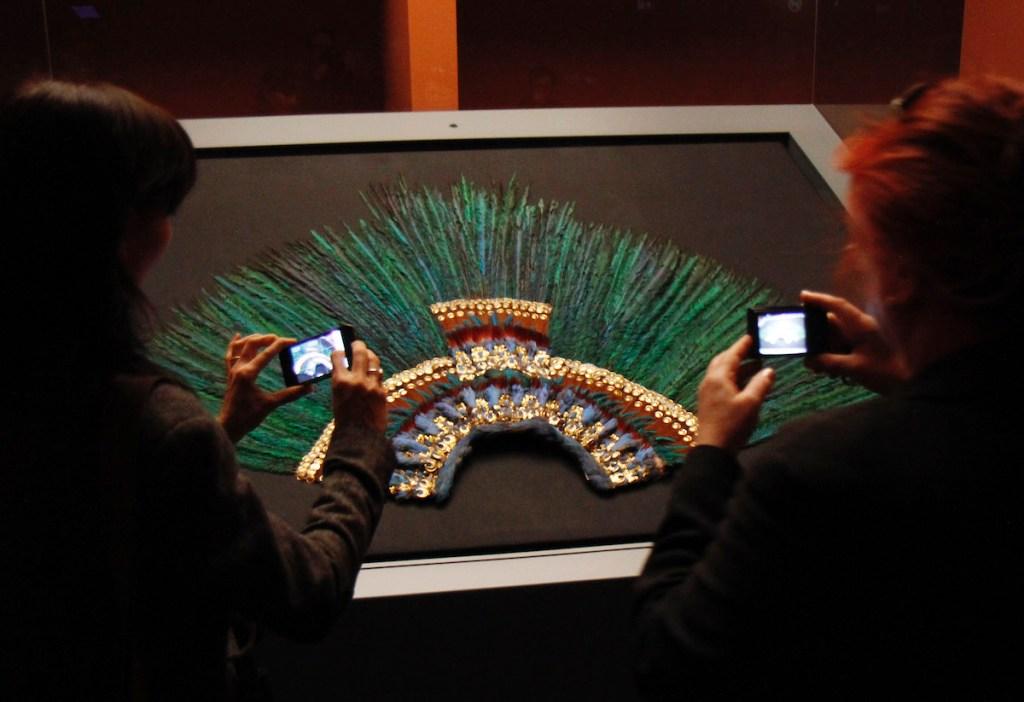 Austrian Museum Won't Loan Famed Headdress to Mexico: Report - ARTnews