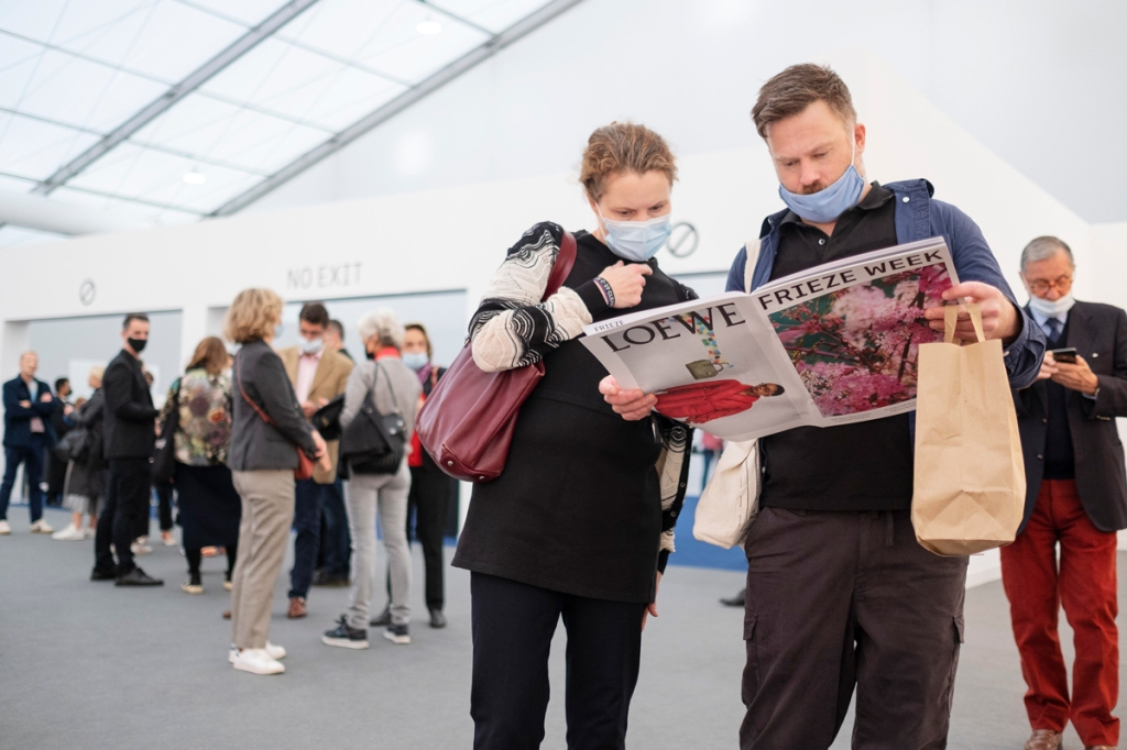 10 Works That Sold at This Year's FriezeLondon